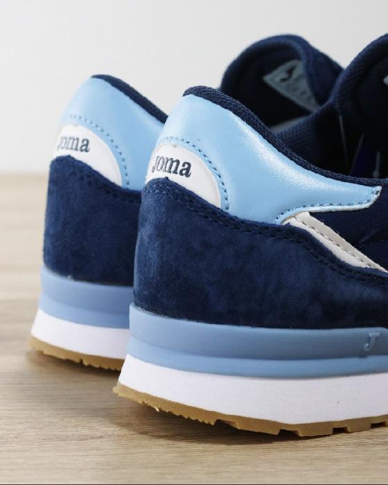 Joma Scarpe Sportive Sneakers Sportswear Lifestyle C.357 2033 Uomo Blu Rosso