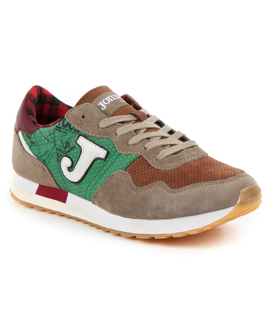Joma Scarpe Sneakers Sportive Ginnastica Saucony jazz style Uomo Beige