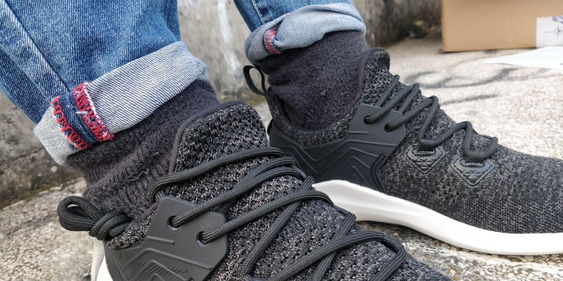 Joma-Scarpe-sportive-Sneakers-Lifestyle-sportswear-Nero-JCSM-mesh miniatura 3