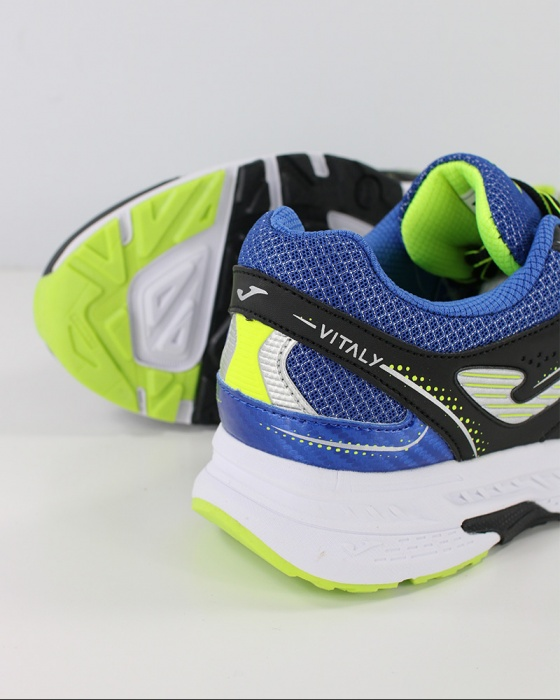 Adidas Scarpe Sportive Palestra Jogging Ginnastica Running ASWEERUN Blu Rosso