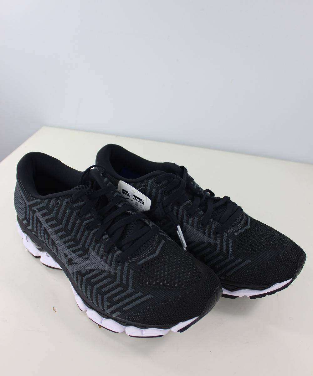 Oficial Mizuno Scarpe da Corsa Running Sneakers Trainers Waveknit S1 Nero Costo De La Venta Barata 100% Autentico Bajo Costo yKlE7zsdN1