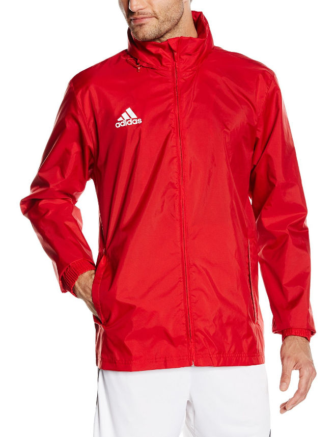 core adidas training jacket vent veste de pluie k way homme ebay. Black Bedroom Furniture Sets. Home Design Ideas