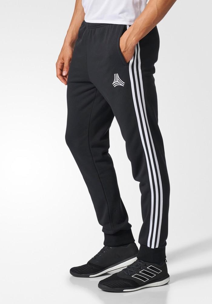adidas track pants hose tango jogger sweat schwarz herren baumwolle 2017 18 ebay. Black Bedroom Furniture Sets. Home Design Ideas