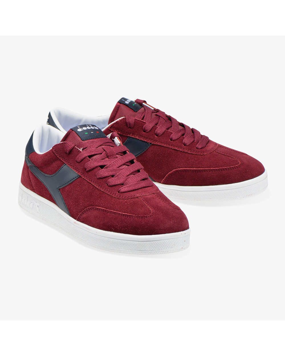 Diadora shoes Sneakers Sportive Field red blue lifestyle sportswear