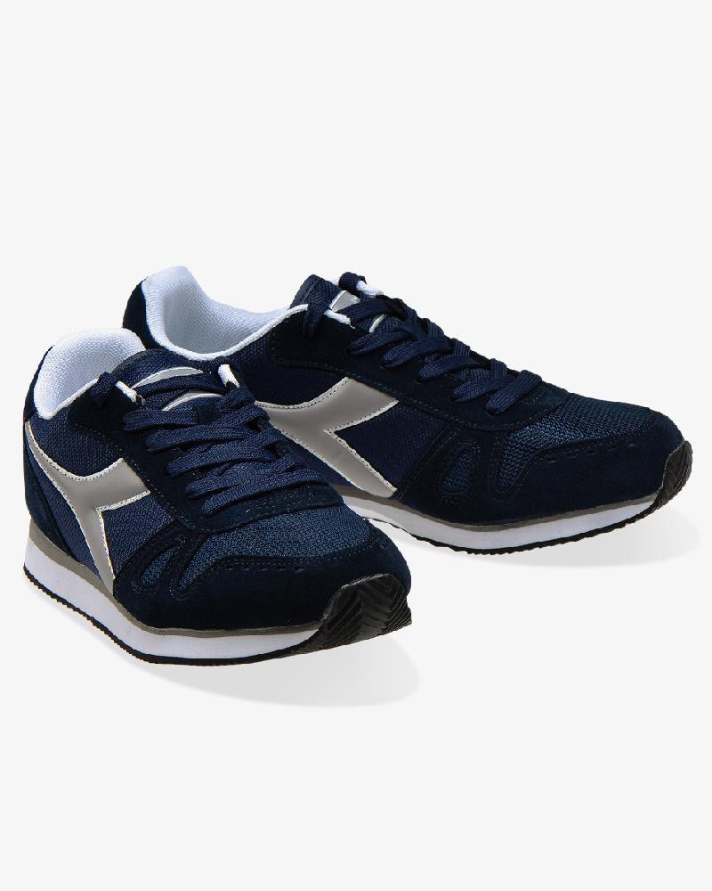 Diadora shoes Sneakers Sportive Lifestyle sportswear Simple Run blue