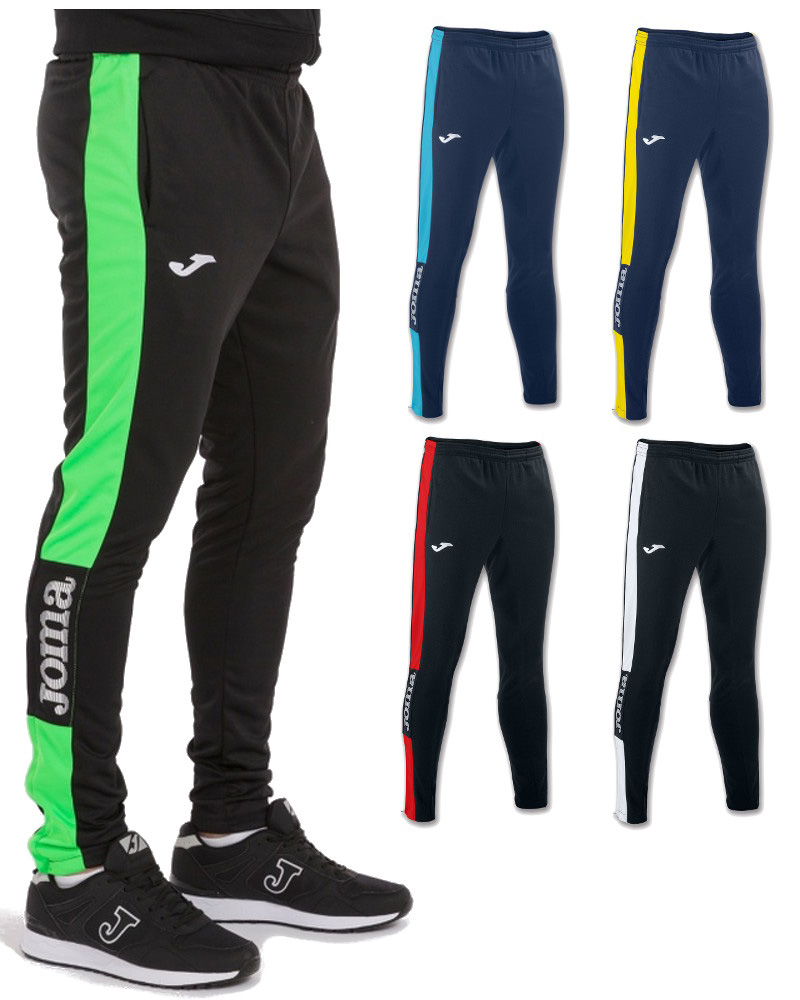 a838743e00db Joma Track Pants Hose Champion IV With pockets Men Training Running ...