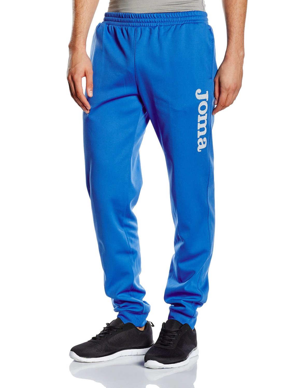 Joma-Track-Pantalon-Pants-Hose-Suez-Homme-avec-des-poches miniature 13