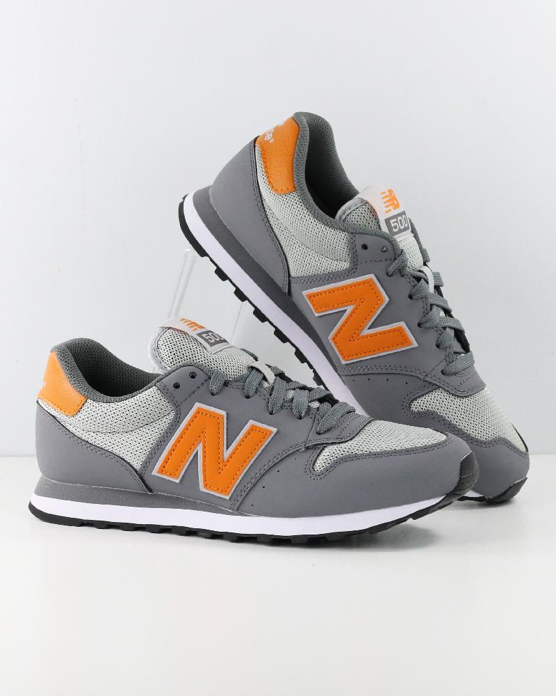 New-Balance-500-Scarpe-Sportive-Sneakers-Lifestyle-Sportswear-SCG-Grigio