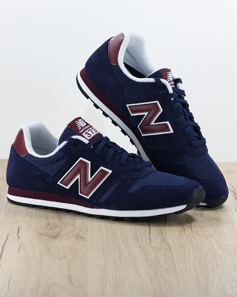 huge discount b769f ddda5 New Balance 373 shoes Sportive Sneakers blue men Lifestyle ...