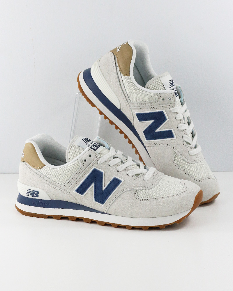 super popular f9ef5 2aa8c NEW-Balance-574-Sports-Shoes-Sneakers-Lifestyle-2019-