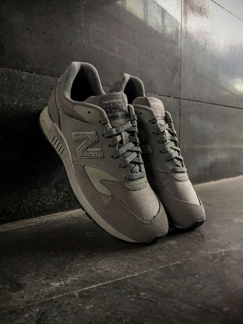 Nice  New Balance ML 840 Scarpe Sneakers Sportive Lifestyle sportswear Verde grigio