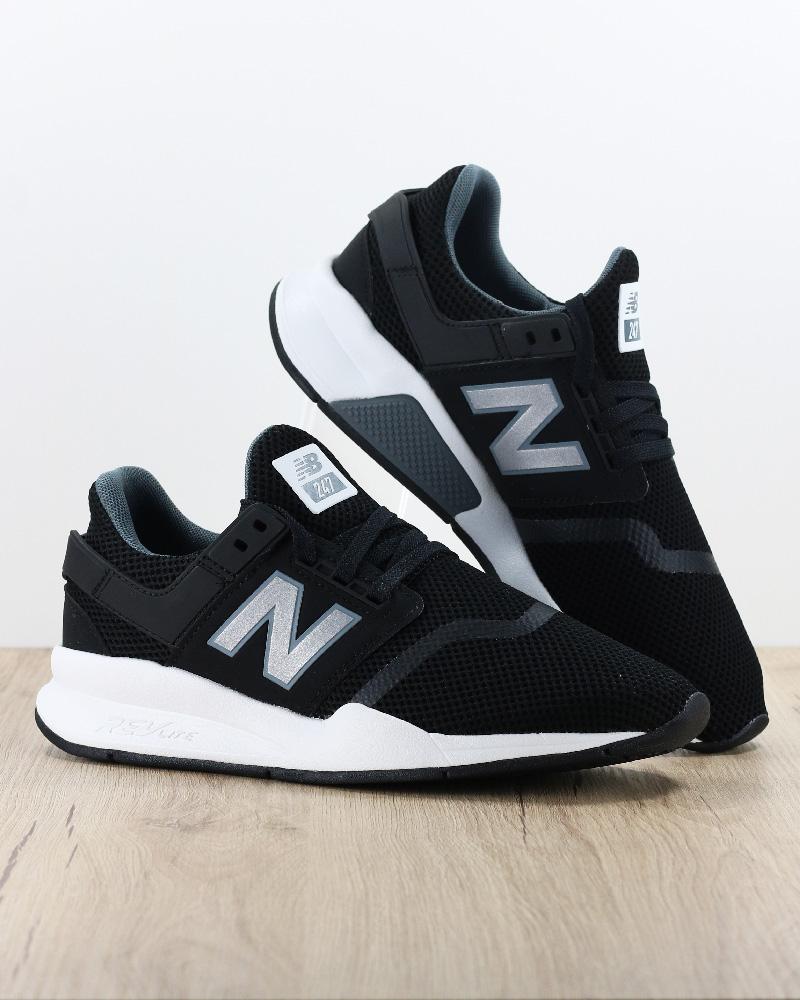New balance 247 Sport zapatos zapatos zapatillas Lifestyle Sportswear FF negro