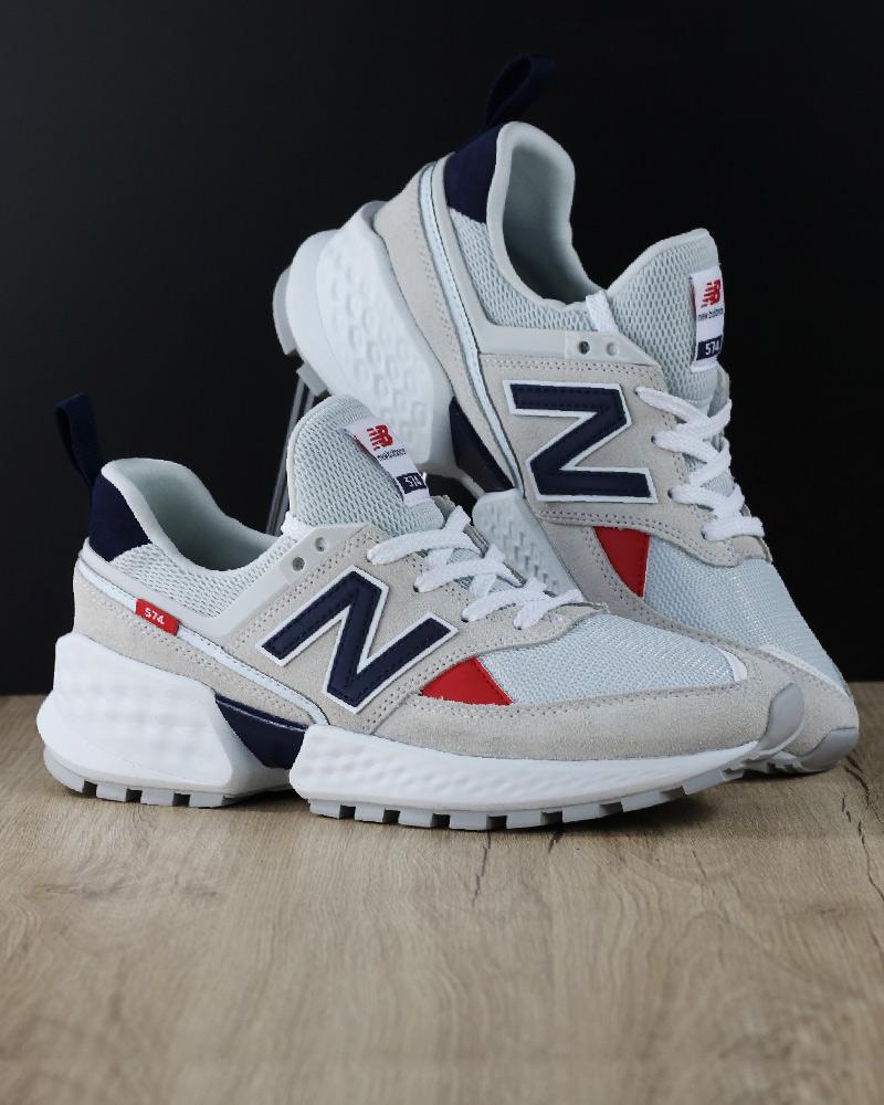 New Balance 574S zapatos zapatillas Trainers Sportive Lifestyle sportswear Bianco