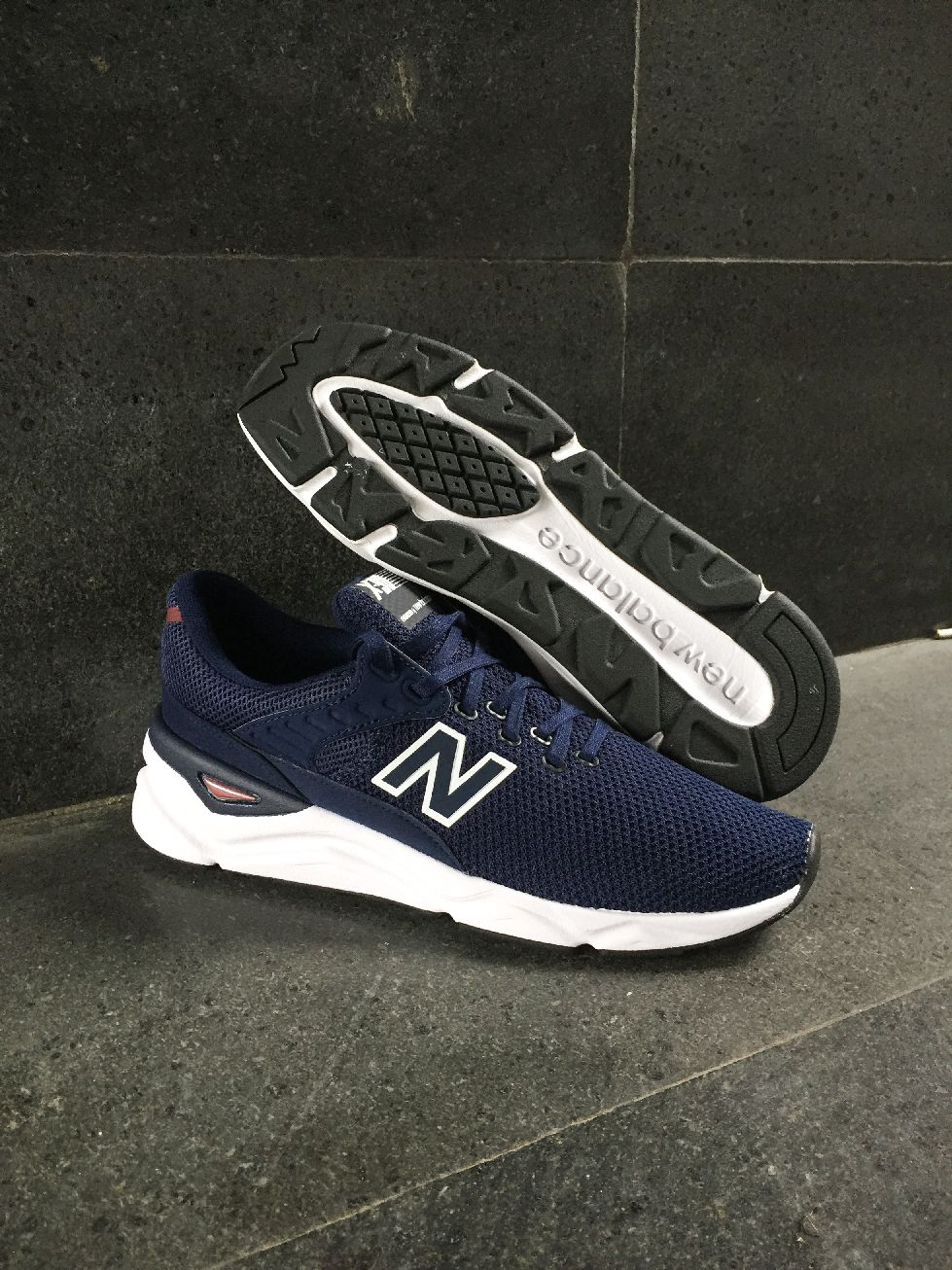 New Balance X-90 Sport shoes Sneakers Lifestyle sportswear Navy
