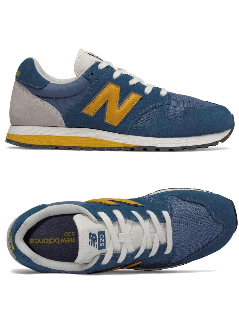 Zapatos Tenis Balance Botas 520 New zxBwqf8