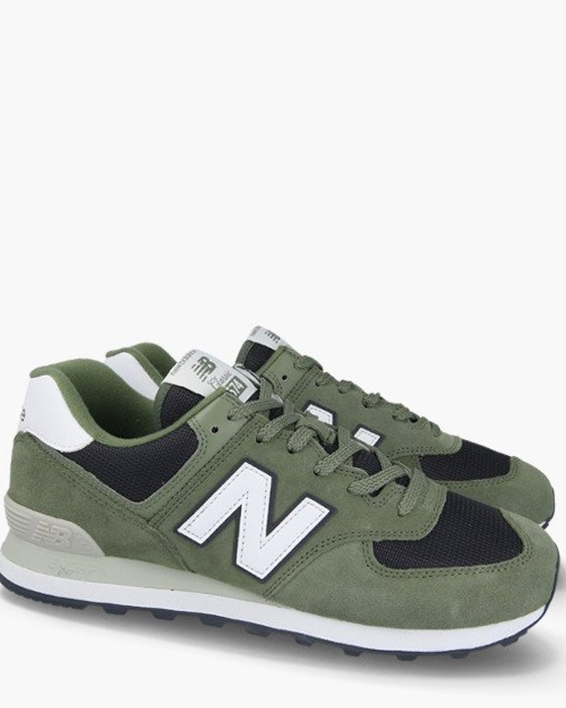 quality design 1462f f7acb NEW BALANCE 574 Scarpe Sportive Sneakers Lifestyle Uomo Verde 2019