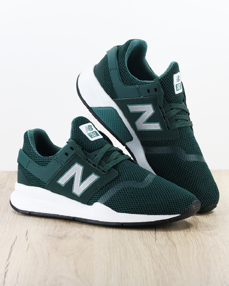 new balance 247 verde