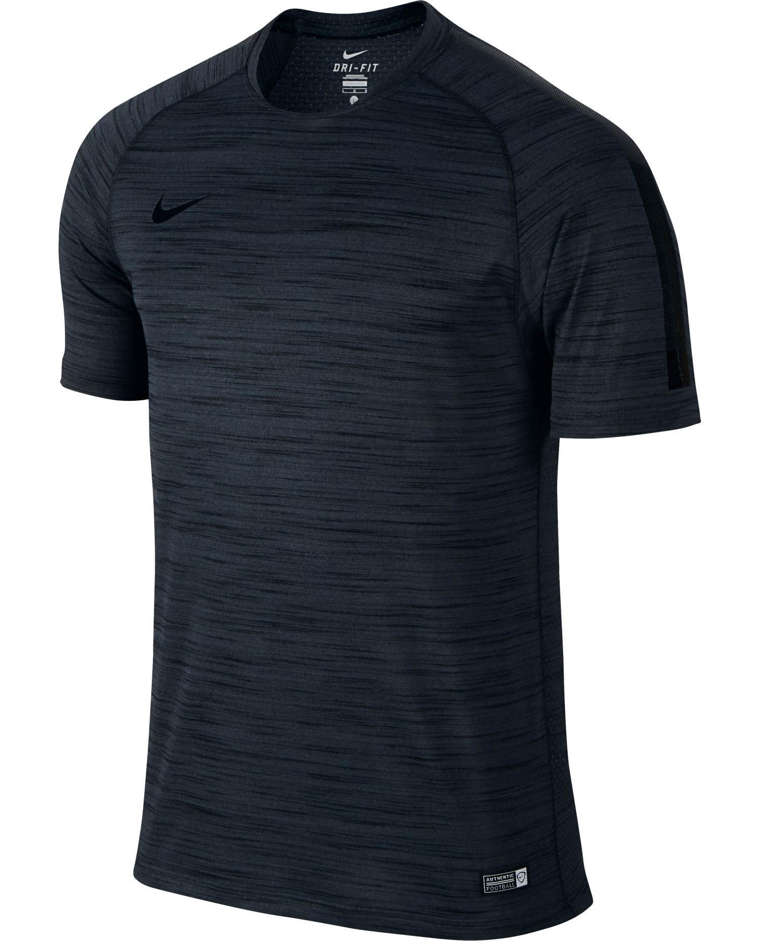 Nike Training Cool Towel: Flash Dri-FIT Cool Nike Training Shirt Black Short Sleeves