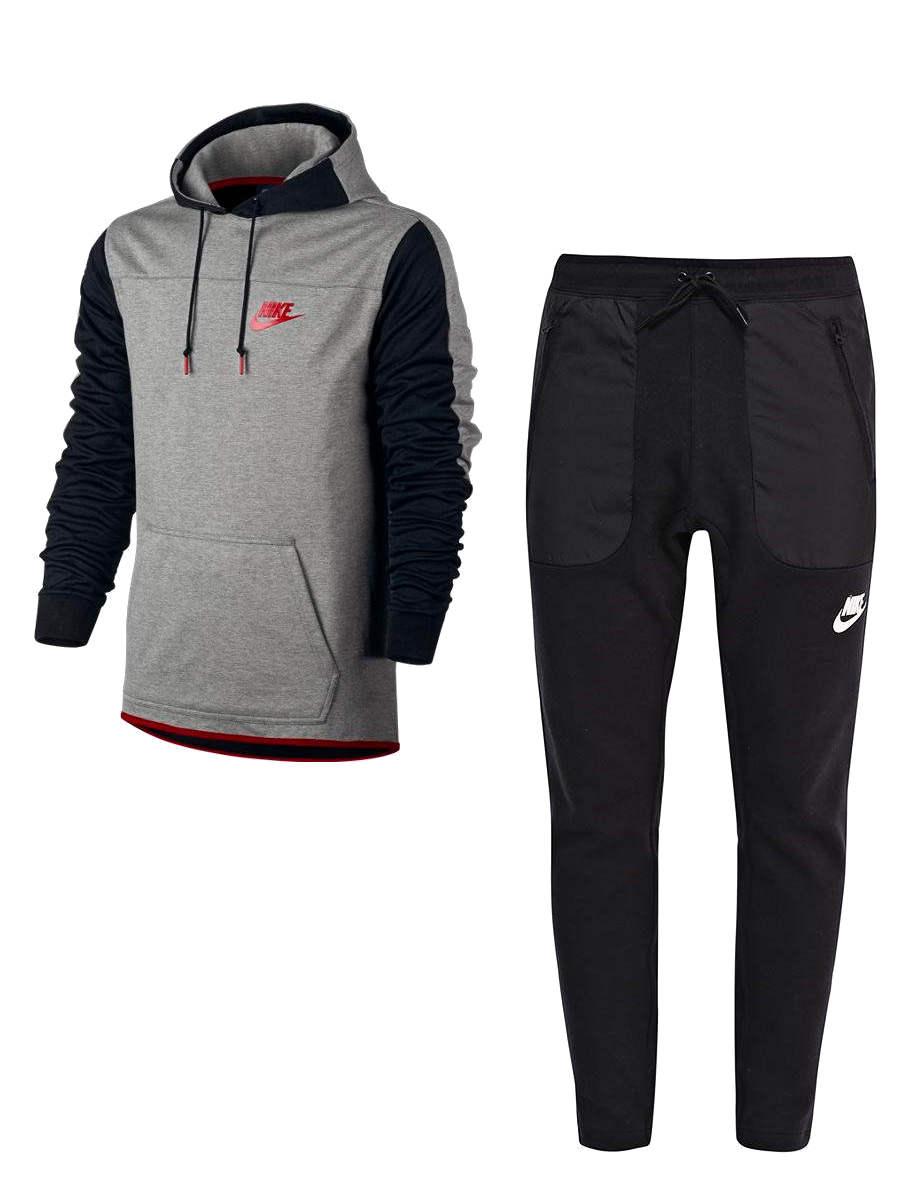 sportswear hoodie nike leisure trainingsanzug jogginganzug