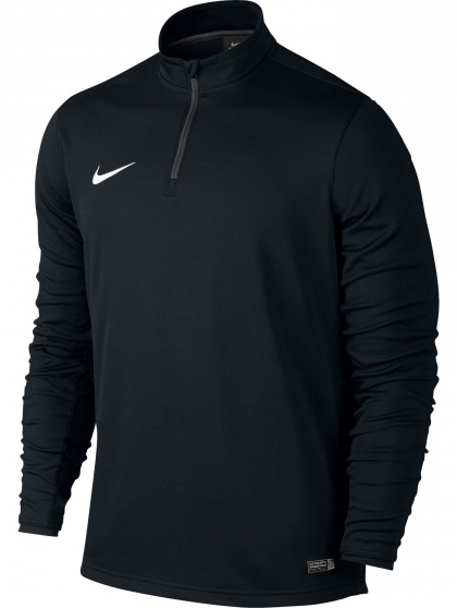 academy midlayer top nike training sweatshirt felpa 2015. Black Bedroom Furniture Sets. Home Design Ideas