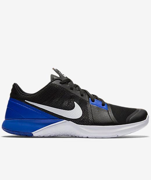 nike sport schuhe fs lite trainer 3 blau schwarz running. Black Bedroom Furniture Sets. Home Design Ideas