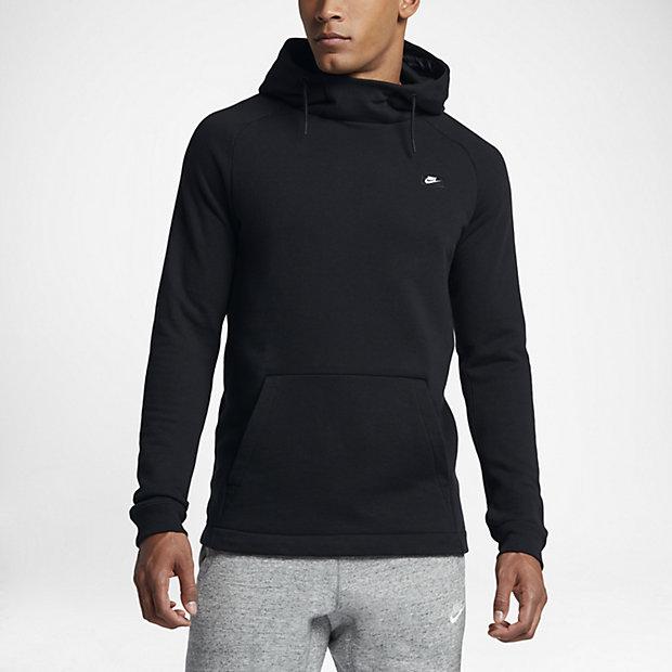 sportswear modern pullover nike kapuzen hoodie herren 2017 mit taschen ebay. Black Bedroom Furniture Sets. Home Design Ideas