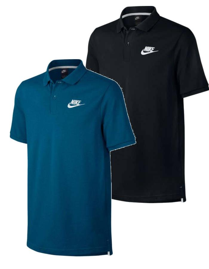 Image is loading Nike-Polo-Maglia-Shirt-Sportswear-Cotton-Short-Sleeves- 452e702d19a5a