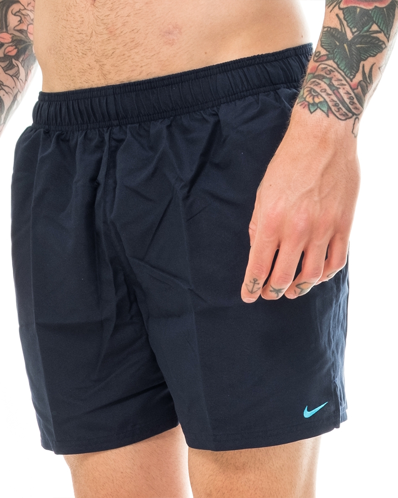Nike Swim Solid Volley 5 Costume da Bagno Shorts pantaloncini Blu scuro