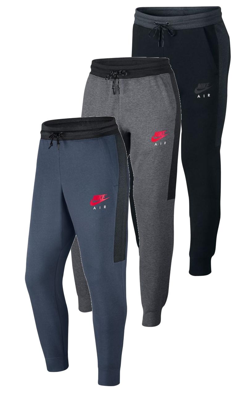 design di qualità 0bf31 341dd Nike Pantaloni tuta Pants Caviglia stretta con elastico con tasche 2017  Cotone | eBay