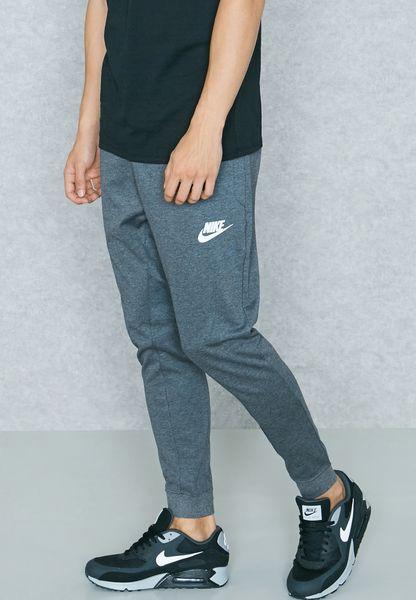 Track Pantalon Pants Hose 2017 Sportswear Advance 15 Joggers Homme ... 1c4b411f05d9
