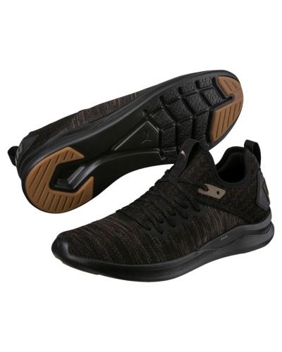 Fitness & Laufschuhe Puma Ignite Flash Camo evoKNIT Sneaker