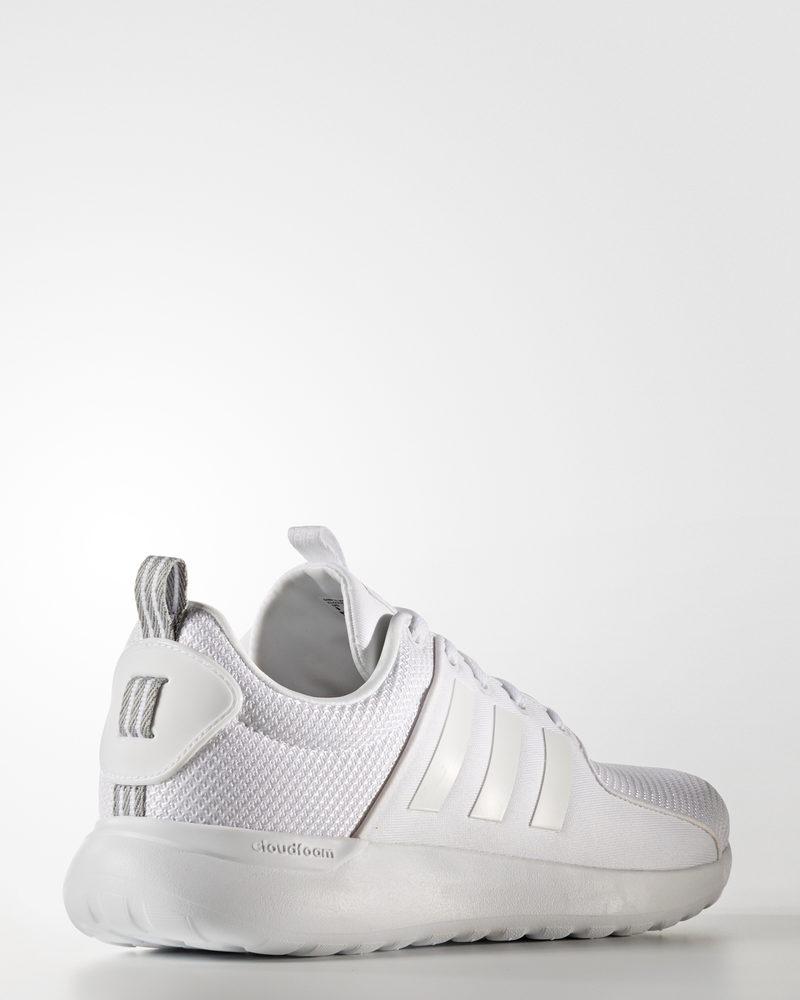 cheaper e0b17 f435a Adidas Scarpe Sneakers Trainers Sportive Ginnastica Tennis Bianco CL Lite  Race Baskets