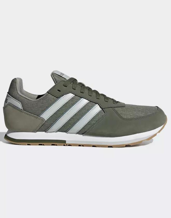 Adidas shoes sportif Sneakers shoes Sport Homme green Sportswear LifeStyle