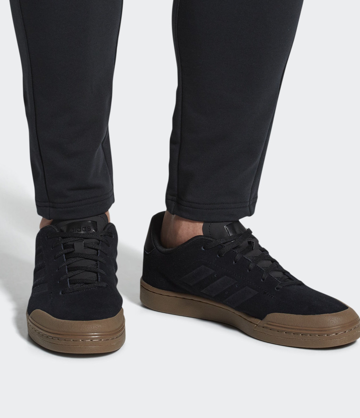 Adidas shoes Sneakers Sportive COURT70S black Sportswear Lifestyle 2018 19