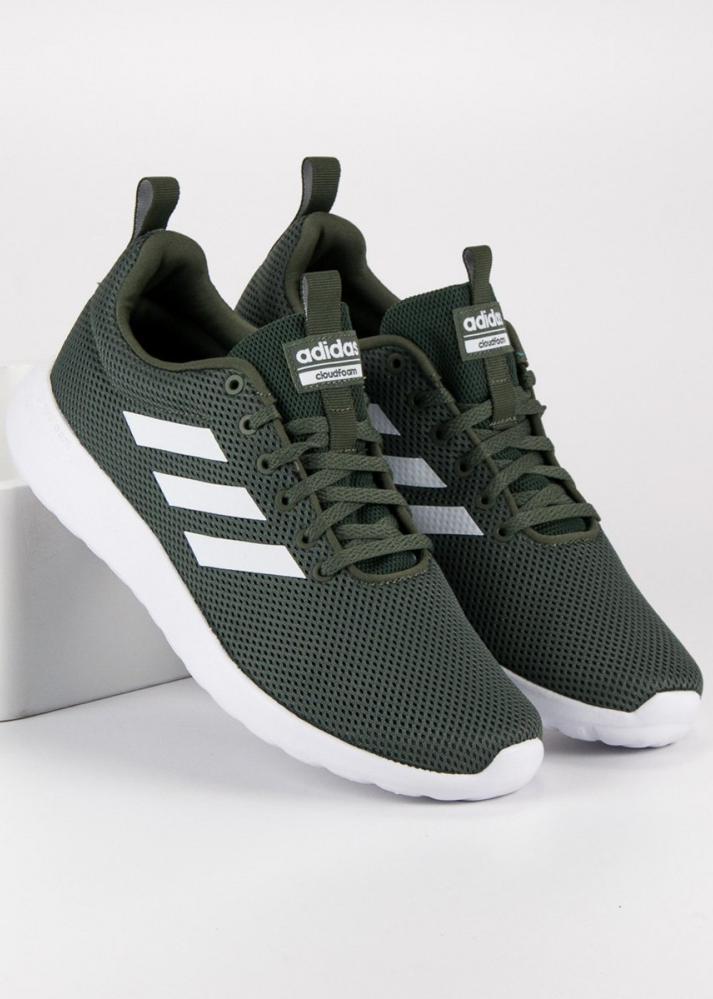 Adidas shoes Sneakers shoes Sport Lite Racer Clean green 2018 2018 2018 19 ab8215