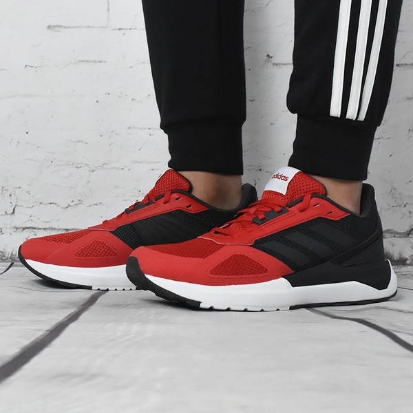 Adidas Zapatos Nero  Zapatillas Deporteive Rosso Nero Zapatos RUN80S 2018 22f4b7