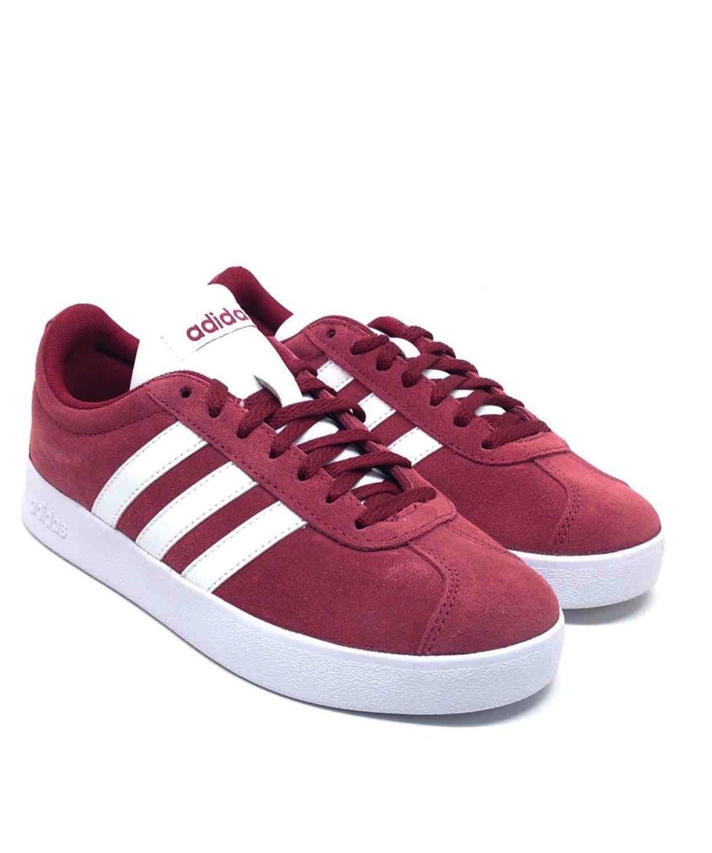 ADIDAS Chaussures de sport chaussures Baskets Marron VL court Gazelle Style-