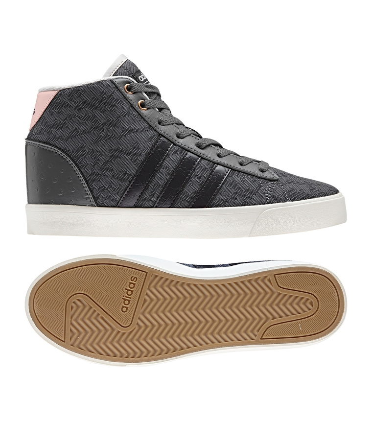 Adidas Qt Chaussures W Shoes Trainers Femme Sportif Daily Cloudfoam Sport Mid 0Rrq06xd
