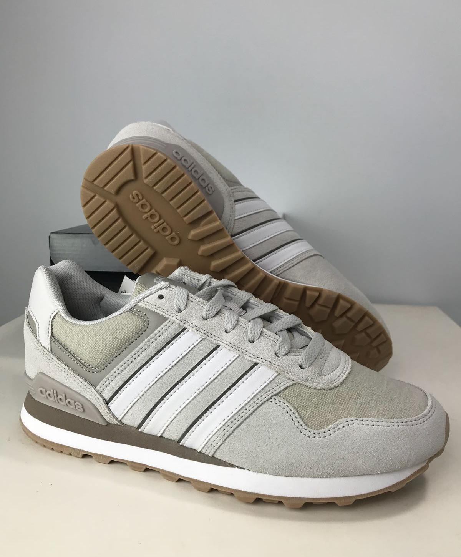 Adidas Zapatos 2018 Sneakers Sportive Sportswear Lifestyle 2018 Zapatos Gris 10K 641357