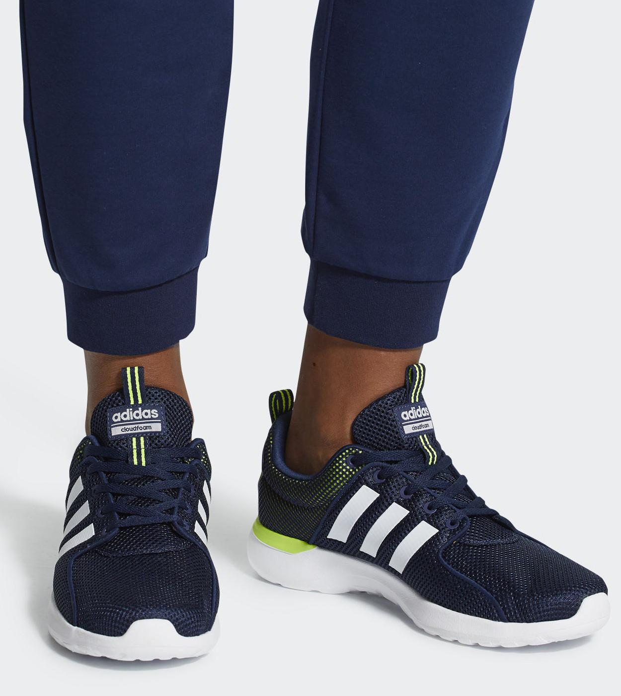 adidas neo kinderschuhe blau