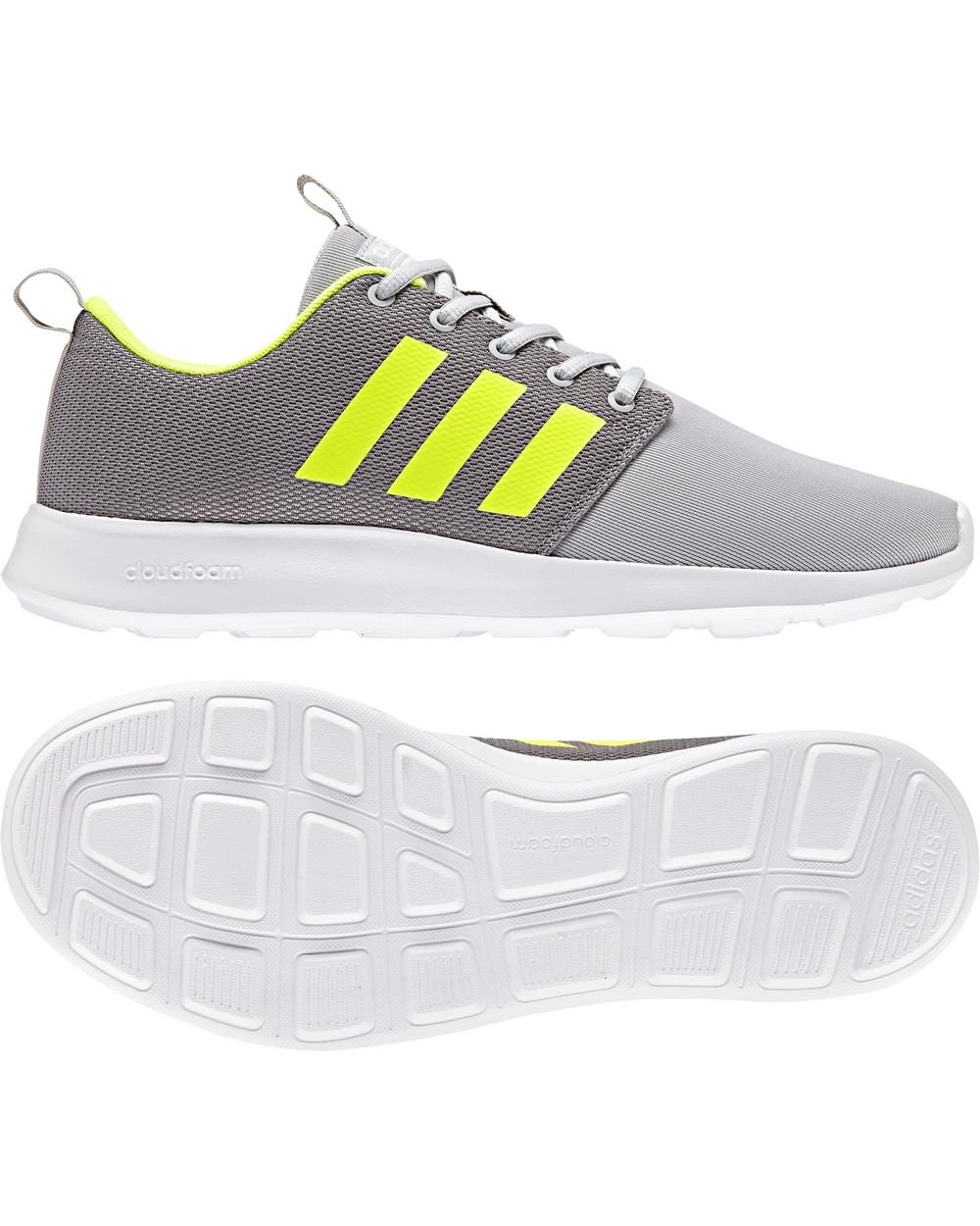 Scarpe Sneakers Sportive Racer Neo Cf Tennis Running Swift Grigio Adidas qa1Rdq