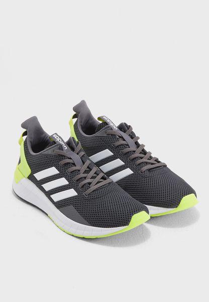 Adidas Sport Schuhe Running Boots Shoe Questar ride Schwarz