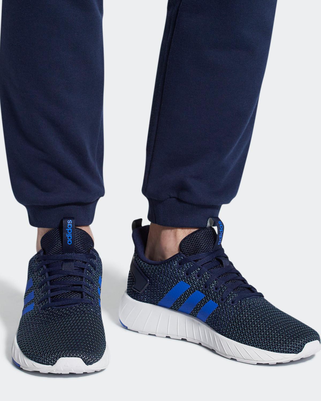 Trainers Adidas Shoes Runnig Blue Chaussures Byd Questar Sportif Sport rEwZqE