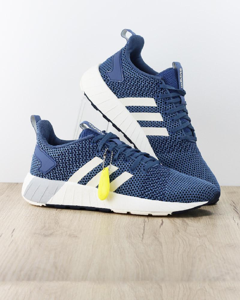 Adidas Sport Schuhe Sport schuhe Turnschuhe Questar Byd Blau Lifestyle sportswear