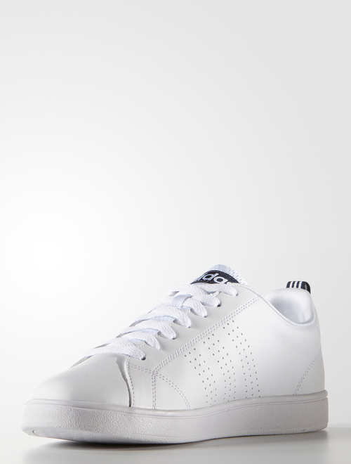 Adidas-Chaussures-sportif-blanc-blue-ADVANTAGE-CLEAN-Style-stan-smith-2016