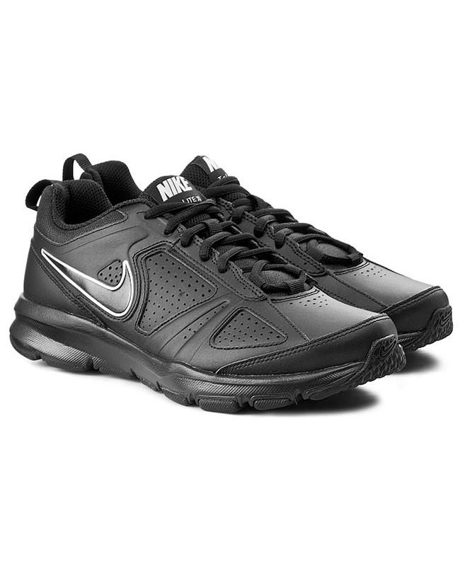 Nike-Scarpe-sneakers-Palestra-Jogging-Ginnastica-Nero-T-LITE-XI