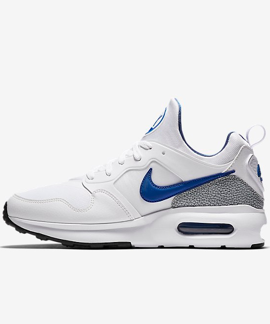 Nike Sport Schuhe Sneakers Air Max PRIME 2017 weiss Herren
