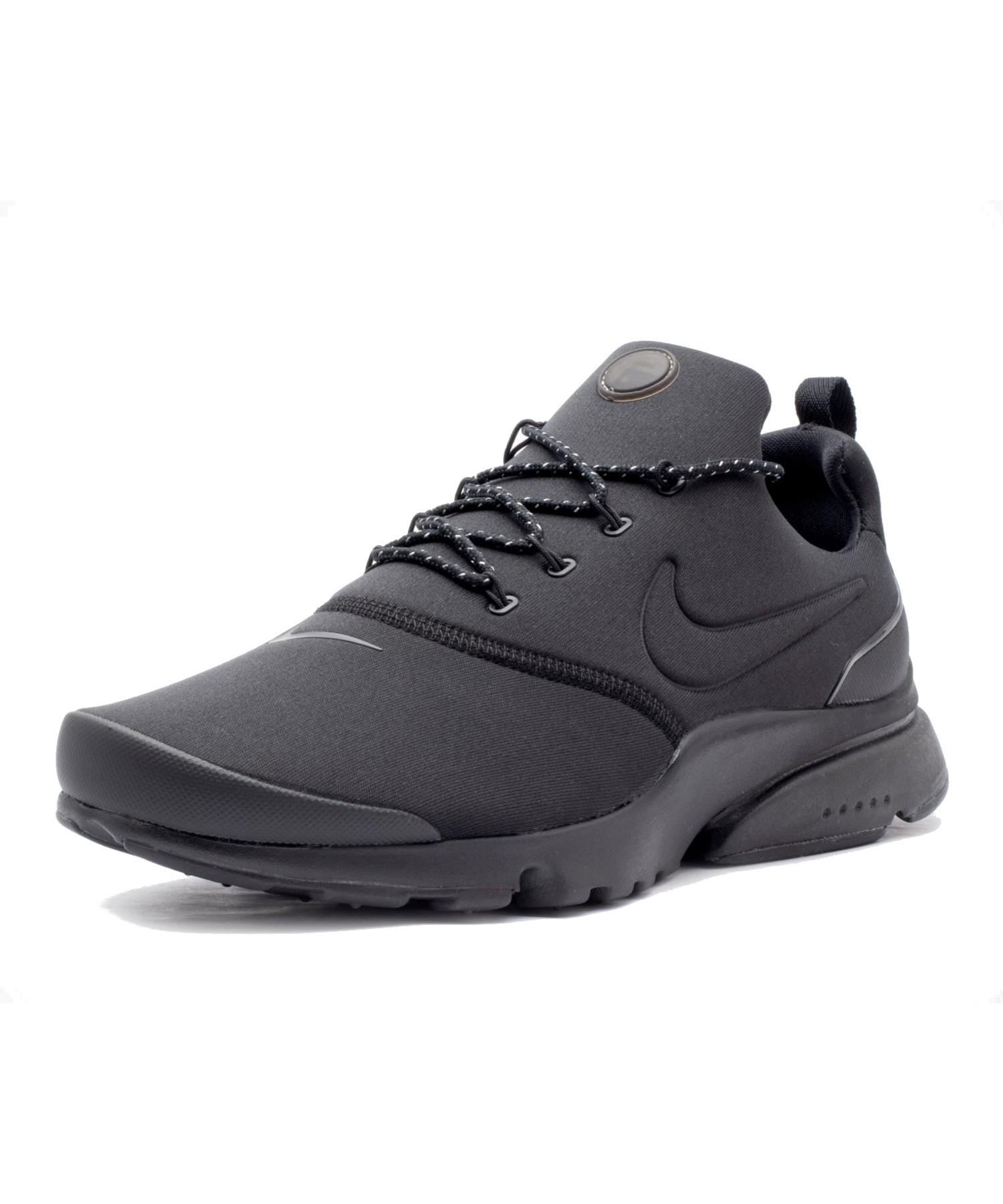 Nike shoes Sneakers Sportive Ginnastica Air Presto SE black 2018