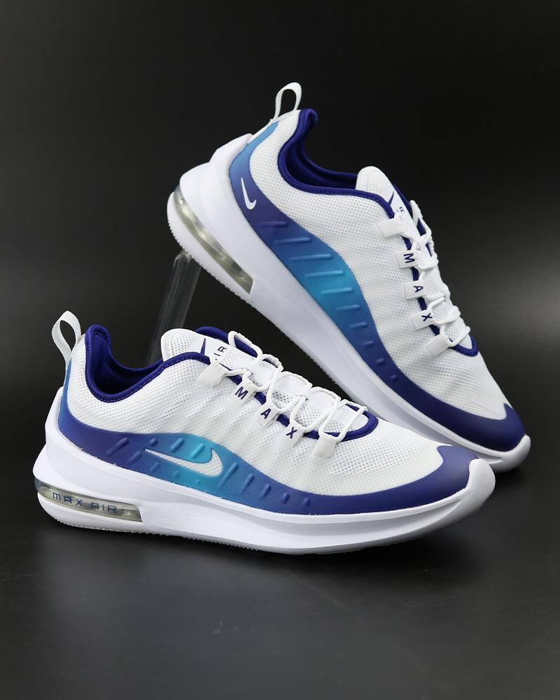 Detalles de Nike Scarpe Sportive Sneakers Air Max Bianco Axis 2019 Sportswear