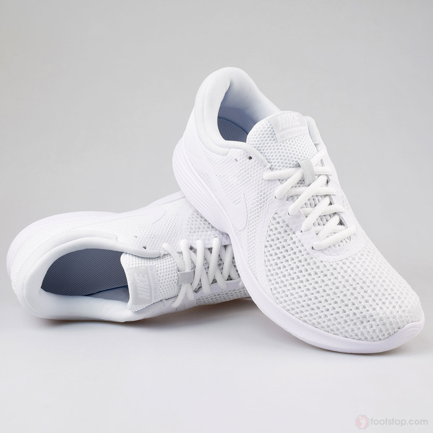 Nike Revolution 4 shoes Sneakers Ginnastica Tennis Running 2018 Bianco men